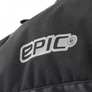 Epic Ultramega Cargo Bag L Laukku Black