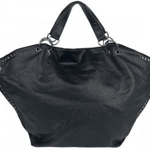 Forplay Studded Fake Leather Bag Käsilaukku