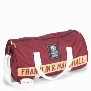 Franklin & Marshall BGUA946W Laukku Bordeaux
