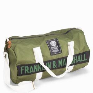 Franklin & Marshall BGUA946W Laukku Military