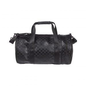 Fred Perry Checkerboard Barrel Bag Laukku