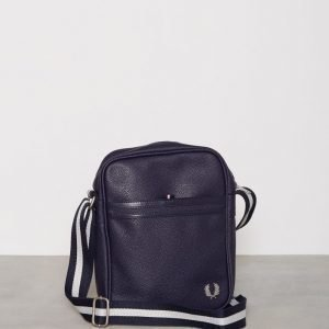 Fred Perry Grain Side Bag Olkaremmilaukku Navy