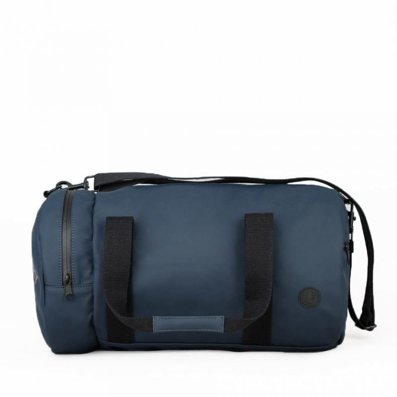 Fred Perry Matte PU Barrel Bag