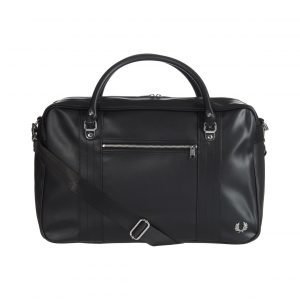 Fred Perry Pique Textured Overnight Bag Laukku