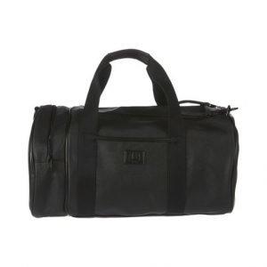 Fred Perry Saffiano Barrel Bag Laukku