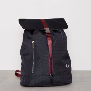 Fred Perry Webbing Back Pack Reppu Navy