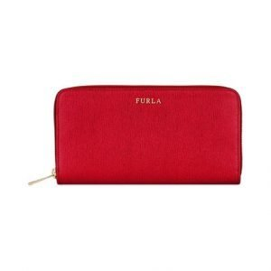 Furla Babylon Xl Zip Around Nahkalompakko