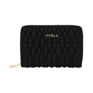 Furla Cometa Zip Around Nahkalompakko