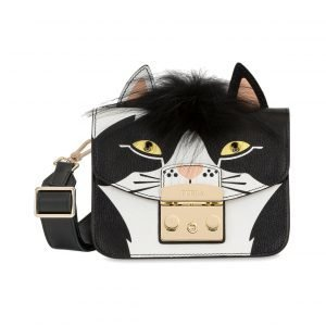 Furla Metropolis Jungle Mini Crossbody Nahkalaukku
