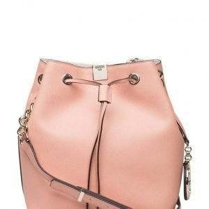GUESS Christy Drawstring Bucket olkalaukku