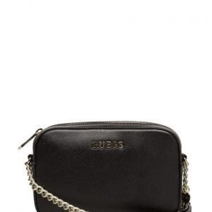 GUESS Isabeau Mini Crossbody Top Zip pikkulaukku