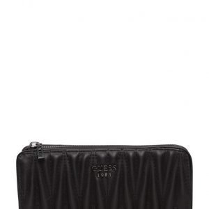 GUESS Keegan Slg Slim Zip Wallet lompakko