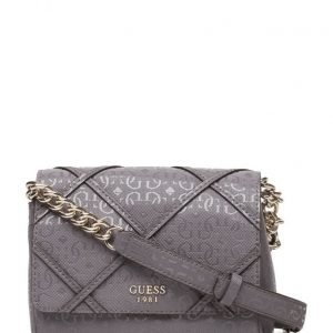 GUESS Winett Petite Crossbody Flap pikkulaukku