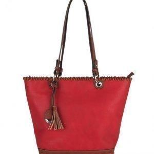 Gabor Käsilaukku Punainen / Ruskea