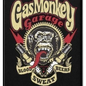 Gas Monkey Garage Spark Plugs Iphone 5 Matkapuhelinkotelo