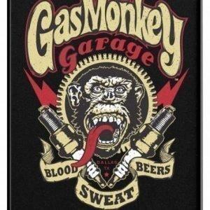 Gas Monkey Garage Spark Plugs Iphone 5 Matkapuhelinkotelo