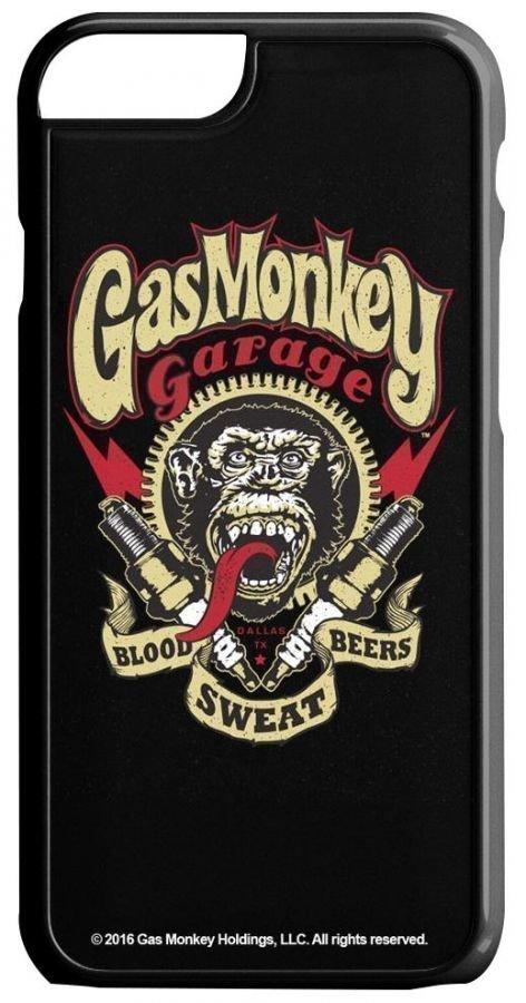 Gas Monkey Garage Spark Plugs Iphone 6 Matkapuhelinkotelo