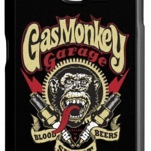 Gas Monkey Garage Spark Plugs Samsung S6 Matkapuhelinkotelo