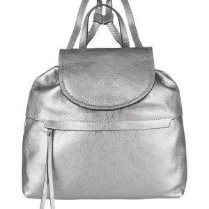 Gianni Chiarini Backpack Medium Drawstring Nahkareppu