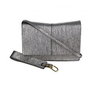 Gianni Chiarini Small Clutch Metallic Nahkalaukku