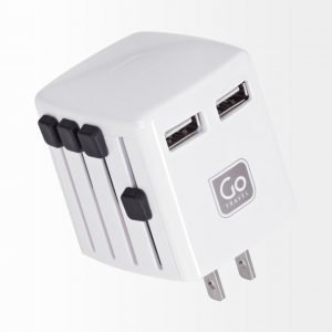 Go Travel Usb Adapteri