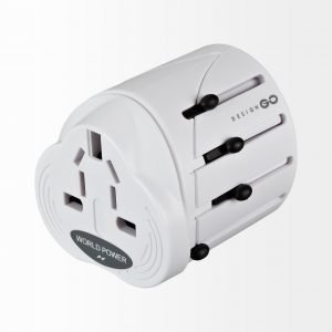 Go Travel Worldwide Travel Adapteri