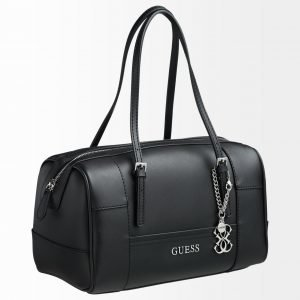 Guess Delaney Box Satchel Laukku