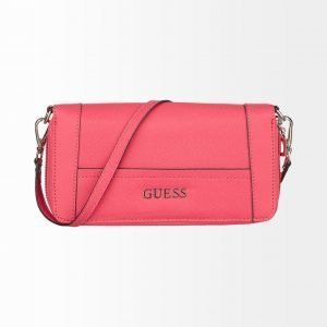 Guess Delaney Zip Around Organizer Lompakko