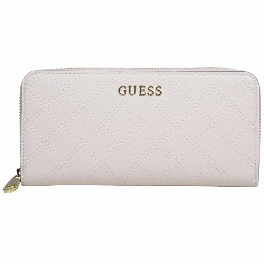 Guess Guess Aria Large Zip Around Iso Kukkaro