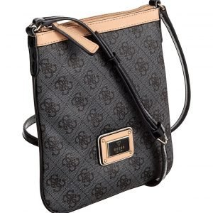 Guess Logo Remix Mini Petite Crossbody Laukku