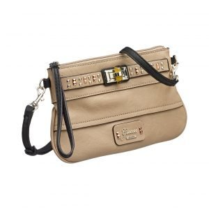 Guess Riza Mini Crossbody Clutch Laukku