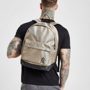 Gym King Sky Backpack Reppu Harmaa