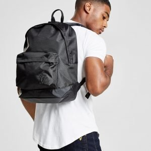 Gym King Sky Backpack Reppu Musta