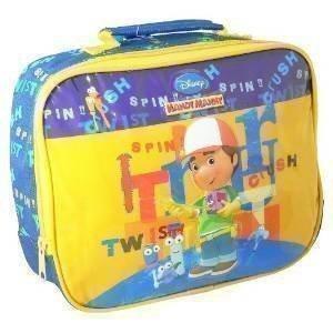 Händige Manny väska luch picknick väska