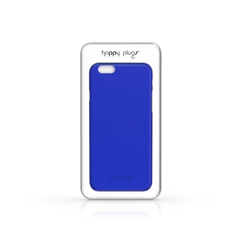 Happy Plugs Happy Plugs Ultra Thin iPhone 6 Case Cobalt