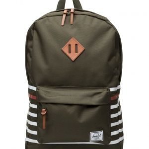 Herschel Heritage Forest Night Off Str/Veg Tan L reppu