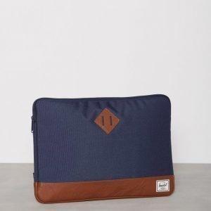 Herschel Heritage Sleeve for 15 inch Macbook Tietokonekotelo Navy