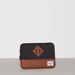 Herschel Heritage Sleeve for iPad Mini iPad-kotelo Musta