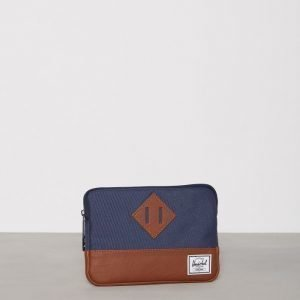 Herschel Heritage Sleeve for iPad Mini iPad-kotelo Navy
