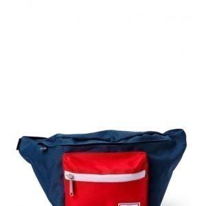 Herschel Seventeen Navy/Red reppu