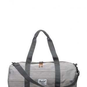 Herschel Sutton Mid-Volume Multi Crosshatch/Dark Shadow viikonloppulaukku