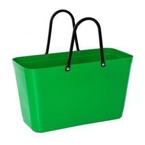 Hinza Laukku Iso Green Plastic Vihreä