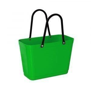 Hinza Laukku Pieni Green Plastic Vihreä