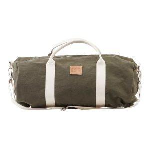 House Doctor Gym Bag Treenilaukku Army Green
