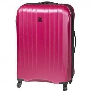 IT Traveller Port Moresby 4 Pyörää 70 Cm Vetolaukku Fuksia