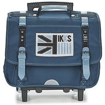 Ikks UK TROLLEY CARTABLE 38CM pyörillä kulkeva koululaukku