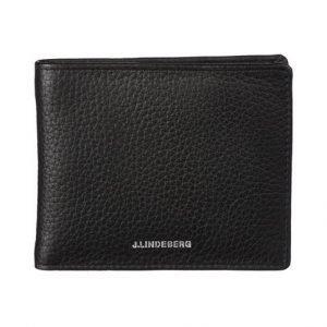 J. Lindeberg Mix Leather Nahkalompakko