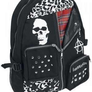 Jawbreaker Anarchy Backpack Reppu