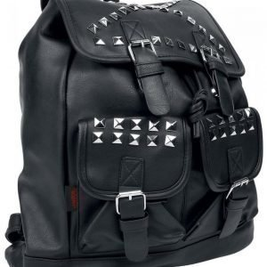 Jawbreaker Black Studded Reppu