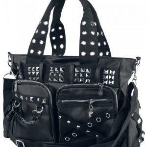 Jawbreaker Mad To The Max Studded Bag Käsilaukku